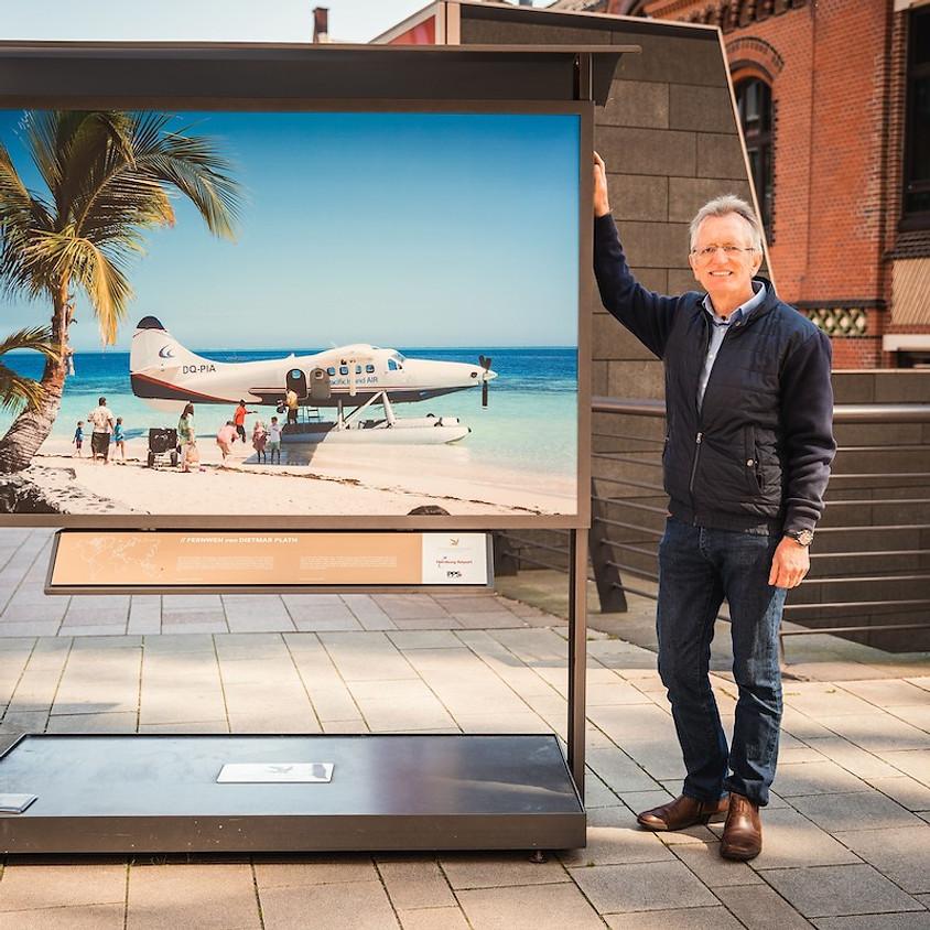 """LPC-Einladung: """"Fernweh"""" – die Fotoausstellung von Dietmar Plath in der Hamburger HafenCity"""