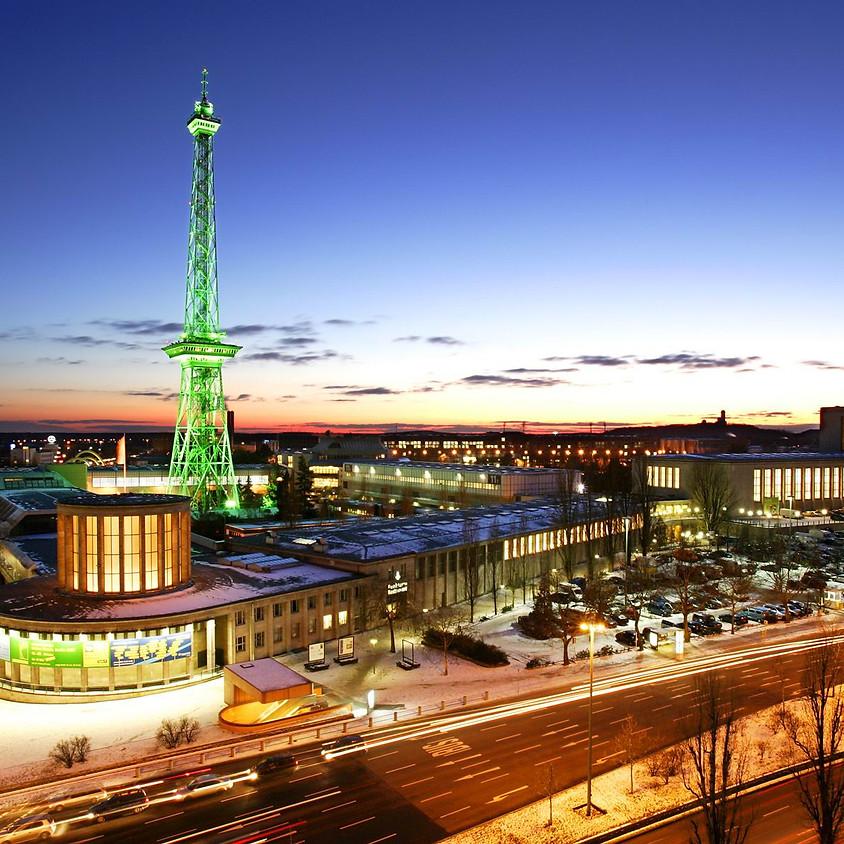 LPC-Neujahrstreffen im Berliner Funkturm-Restaurant