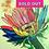 Thumbnail: Sunflower on Pale Green
