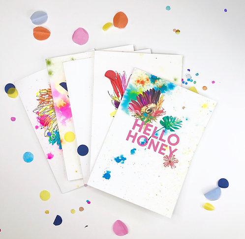 YAY!! Greeting Cards