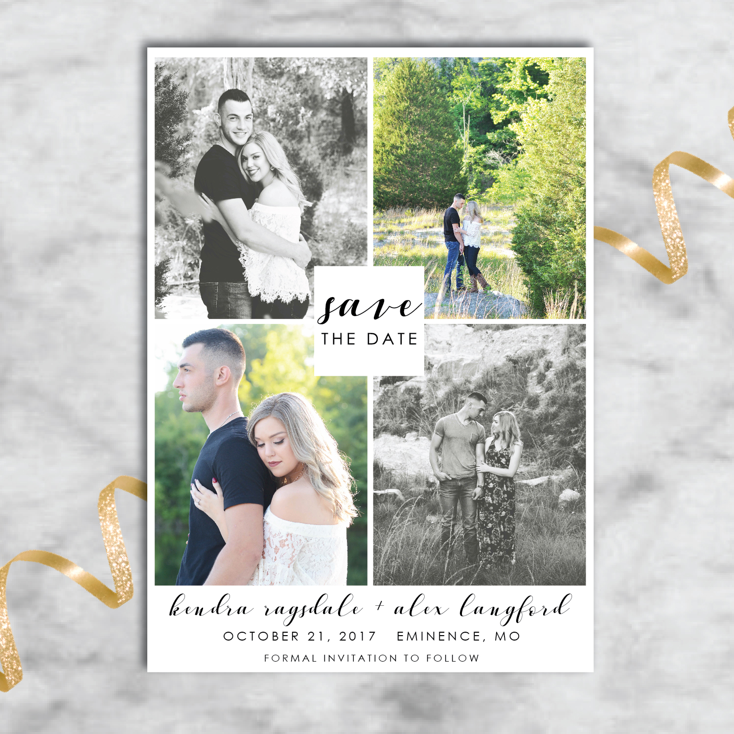 SAVE THE DATE SAMPLE-01