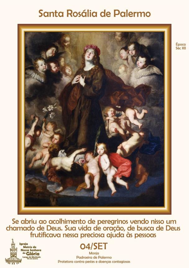 Santa Rosália de Palermo