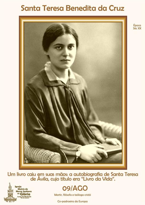 Santa Teresa Benedita da Cruz