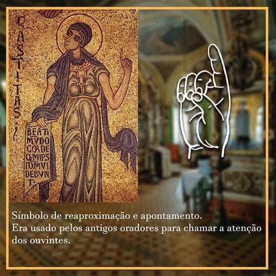 Os gestos de mão nos ícones cristãos: Você sabe qual o seu significado?