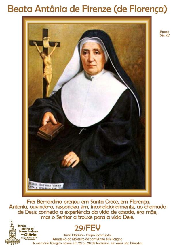 Beata Antônia de Firenze (de Florença)