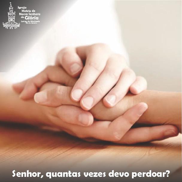 Senhor, quantas vezes devo perdoar? (Mt 18,21-35)