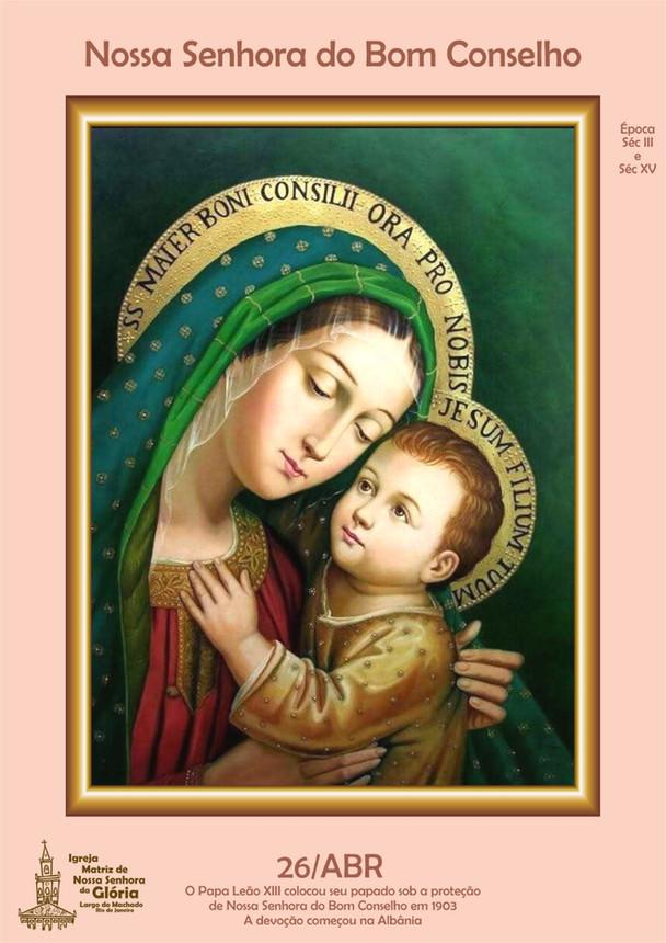 Nossa Senhora do Bom Conselho e Nossa Senhora da Esperança
