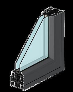 Bifold Direct - sash frame detail