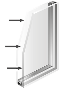 Bifold Direct - Self Cleaning glass