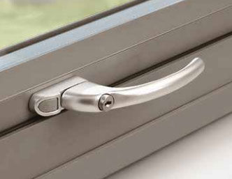 Bifold Direct - aluminium window handles
