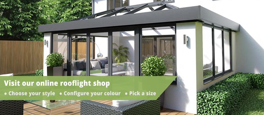 Bifold Direct - Rooflight shop