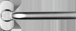 Bifold door stainless steel lever handle