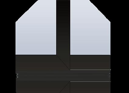Bifold Direct - Air sliding door sightline