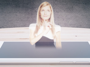 Introducing the holographic virtual assistant