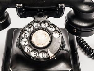Why we shouldn't hang up on the landline