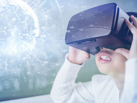 In the Mix: How Virtual and Augmented Reality Will Come Together