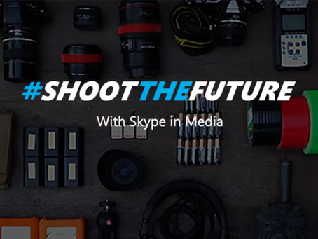 Skype looks to you to Shoot the Future