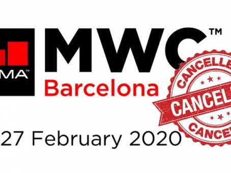 GSMA #MWC2020: Let's just take it on the chin…