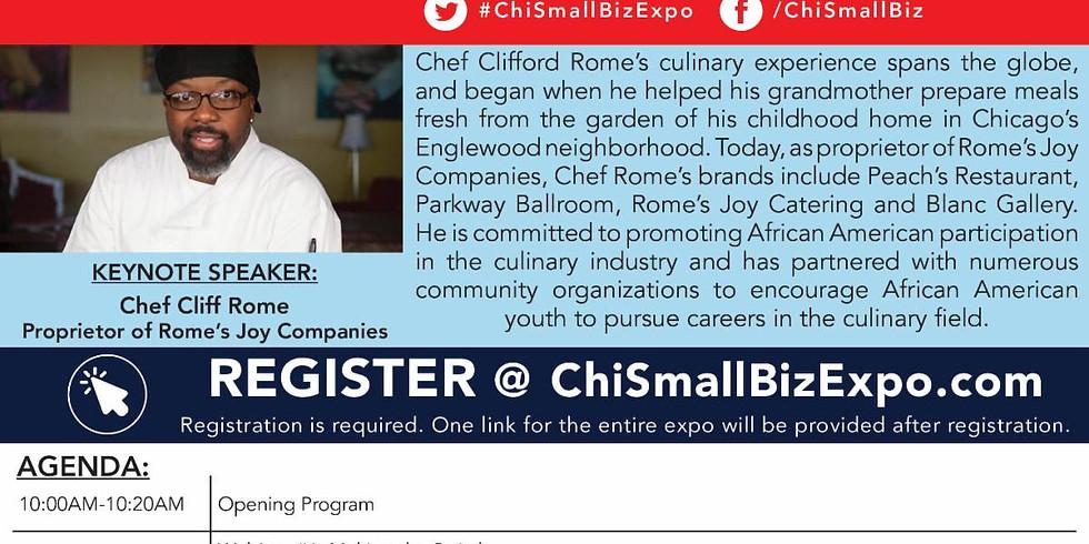 Remote Small Business E-Expo