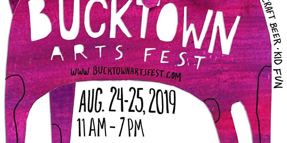 2019 Bucktown Arts Fest
