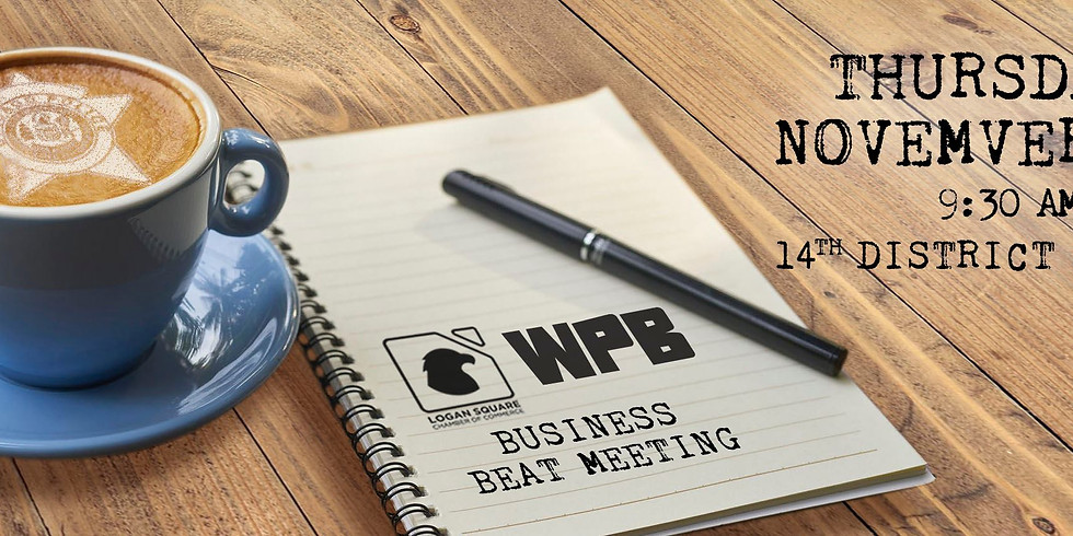 14th Police District Business Beat Meeting
