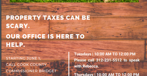 Assistance With Property Tax Appeals