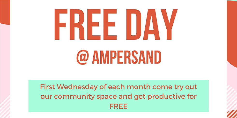 Free Day at Ampersand Cowork