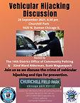 Carjacking Community Meeting