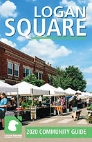 Logan Square Community Guide 2020 Cover.