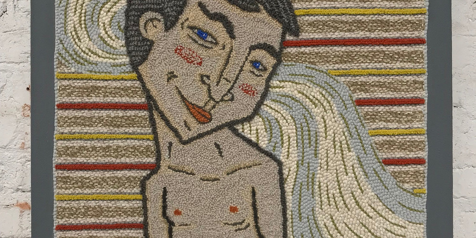 """Ampersand Cowork Invites You to the Opening of """"This Is Not A Rug"""""""