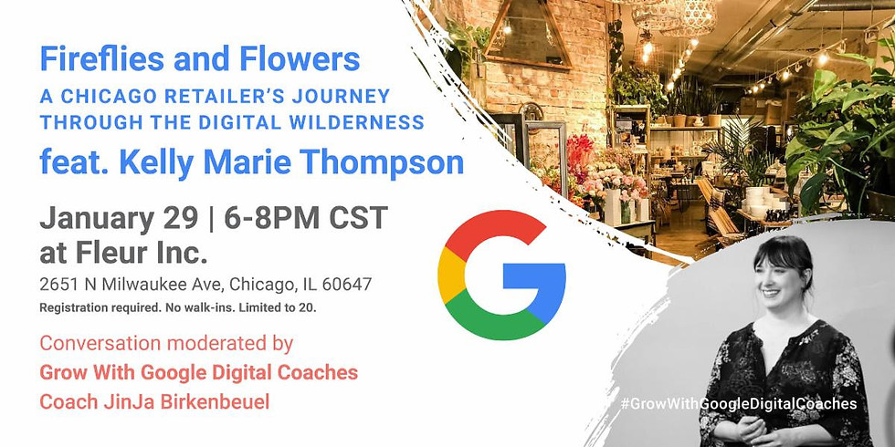 Fireflies and Flowers: A Chicago Retailers Journey Through The Digital Wilderness