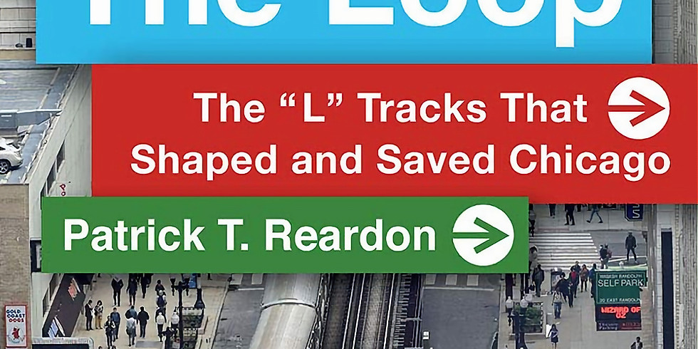 """City Lit Online Author Event With Patrick Reardon Author of """"The Loop"""""""