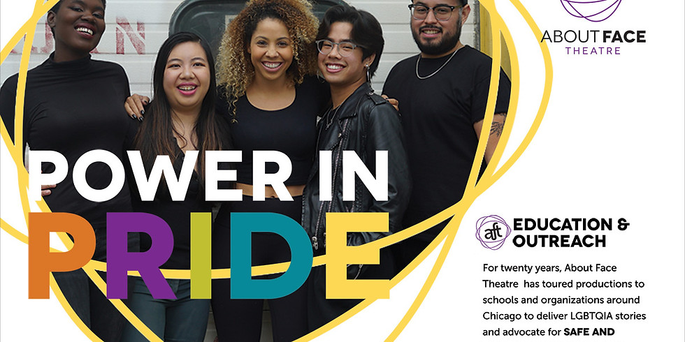 """About Face Theatre Presents """"Power In Pride"""" at Unity Park"""