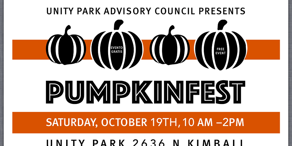 Pumpkinfest at Unity Park