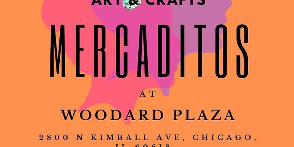 Logan Square Art & Crafts Mercaditos at Woodard Plaza