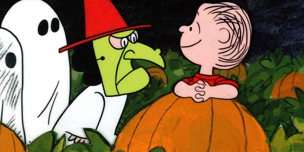 Free Halloween Family Matinee at the Logan Theatre