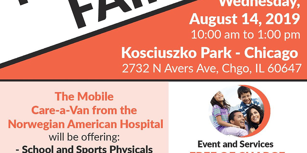 Avondale Community Health Fair