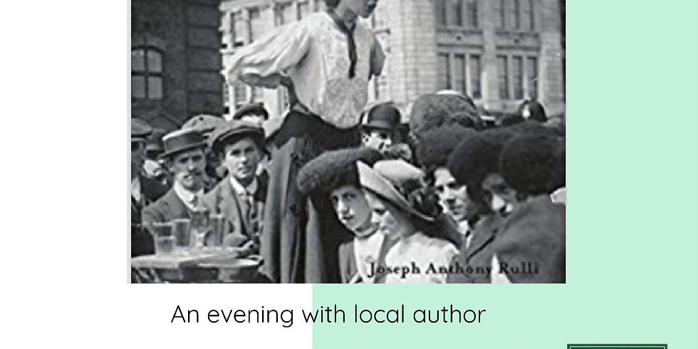 Author Talk at the Logan Square Library