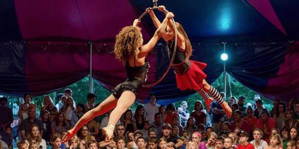 Midnight Circus at Holstein Park