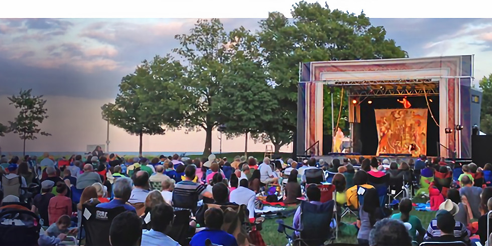 Shakespeare in the Parks at Humboldt Park