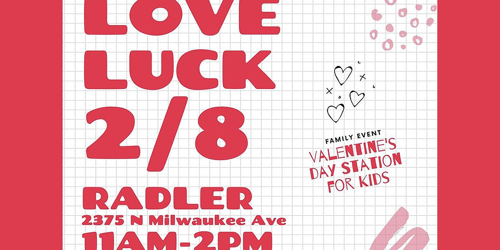 Love Luck Pot Luck Fundraiser for Brentano School at The Radler