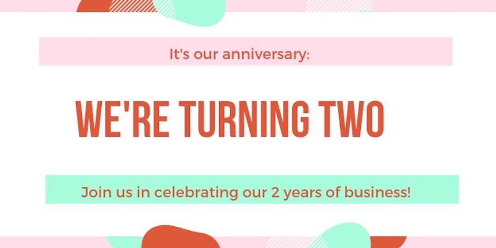 Celebrate Ampersand Cowork's 2nd Anniversary