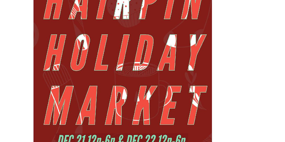 Hairpin Holiday Market