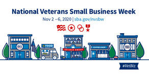 National Veterans Small Business Week