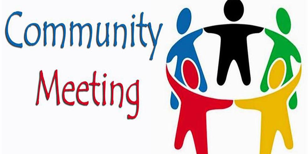 1st Ward Zoning Meeting