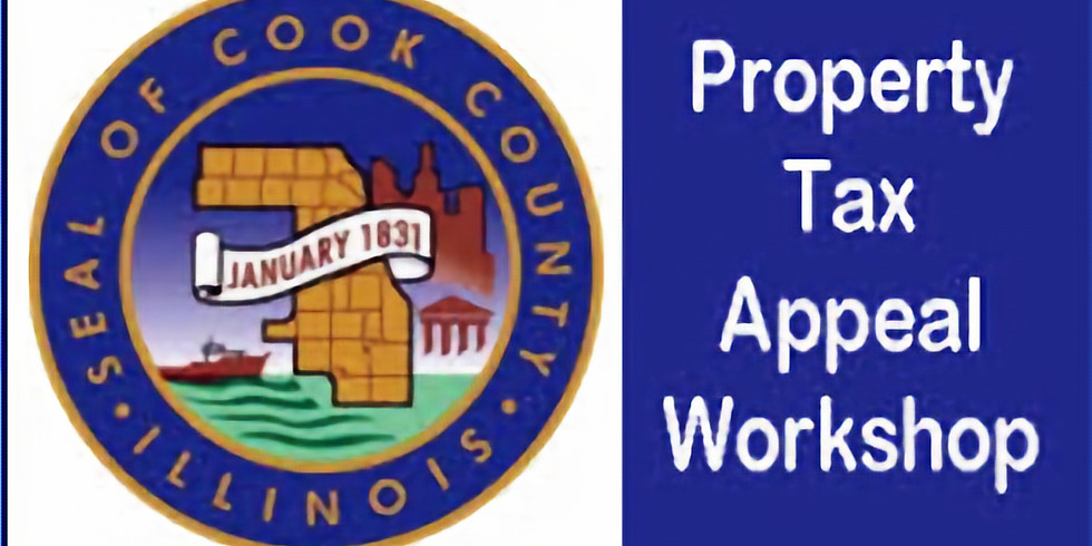 Property Tax Appeal Workshop for Jefferson Township