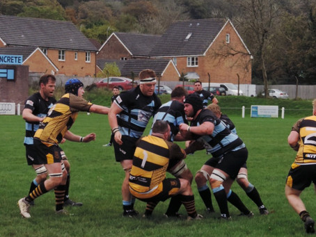 Battle at the Dairyfield as First XV secure victory