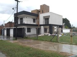 Casa JT, Exterior