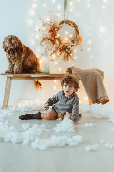 fotografos de navidad en leon