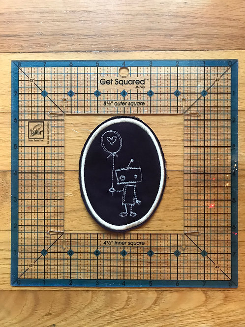 Lonely Robot Patch